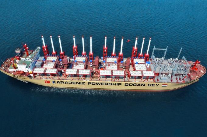 Marmaray'a Deniz'den Elektrik